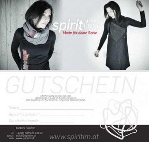 Spiritim Gutschein