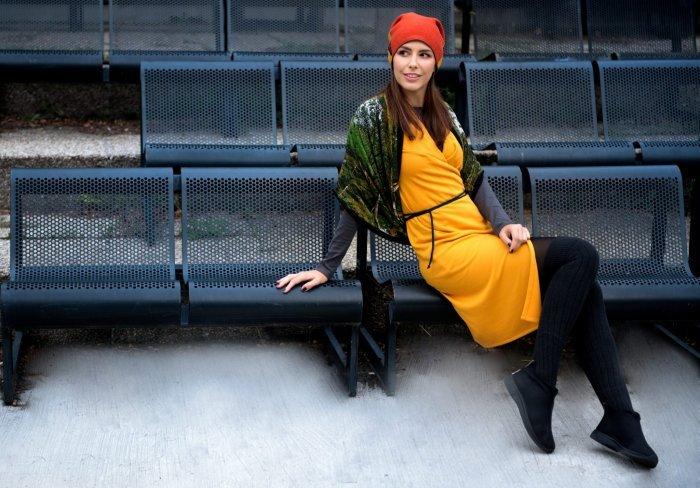 creativ fashion Wickelkleid